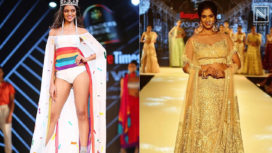 Designers and their Showstoppers - Shreya Rao and Sushruthi Krishna