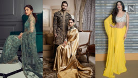 Top 10 Reception Looks from December 2018 by our Favourite B-Town Stars