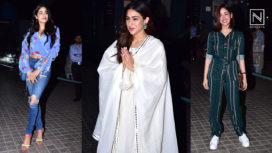Bollywood Celebrities Grace the Screening of Kedarnath