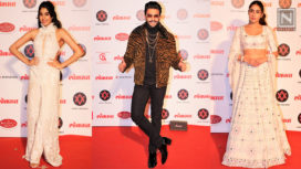 B-Town Celebrities Add Glitz and Glam to Lokmat Most Stylish Awards 2018
