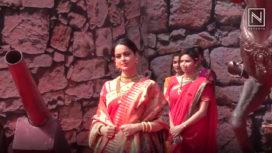 Kangana Ranaut Shares her Experiences from Manikarnika at its Trailer Launch