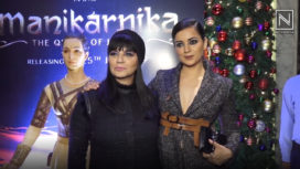 Neeta Lulla Throws a Grand Party for Team Manikarnika