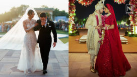 A Look at Priyanka Chopra and Nick Jonas's Magnificent Wedding in Jodhpur