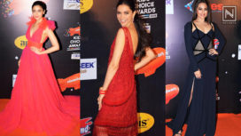 Bollywood Stars Grace the Nickelodeon Kid's Choice Awards 2018