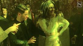 Celebrities Dance their Hearts Out at Nick Jonas and Priyanka Chopra's Reception