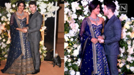 Priyanka Chopra's Mom Throws a Reception for Nickyanka