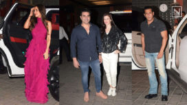 Arpita Khan Throws Birthday Party for Mom Salma Khan