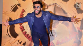 Ranveer Singh Talks About His Wife and How He Aims for the Husband of the Millenium Tag