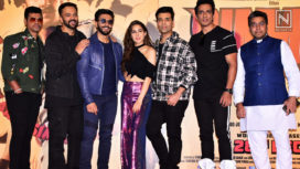 Sara Ali Khan and Ranveer Singh Launch Simmba's Official Trailer Along with Others
