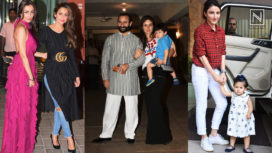 Little Taimur Ali Khan's Pre Birthday Party Hosted by Kareena Kapoor and Saif Ali Khan