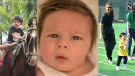 Here is How Taimur Gave us the Cutest Moments The Year Round