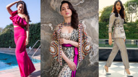 Tamannaah Bhatia Turns 29 and Here's a Look at her Most Fashionable Looks