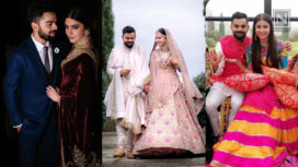On Virushka's First Wedding Anniversary, Let's Revisit their Looks from the Wedding