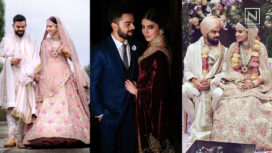 Revisiting Virat Kohli and Anushka Sharma's Filmy Love Story to Dream Wedding