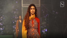 Anju Modi's Printed Eco Friendly Collection