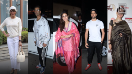 Sara Ali Khan in Traditional and Shraddha in Casuals in This Week's Celeb Spotting