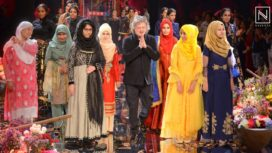 Rohit Bal Showcases Guldastah at Lakme Fashion Week Summer Resort 2019