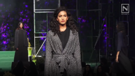 Gaurav Jai Gupta Showcases an All Black Eco- Friendly Collection
