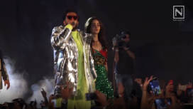 Ranveer and Alia Launch Gully Boy Music with a Concert
