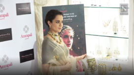 Kangana Ranaut on Period Jewellery Used in Manikarnika
