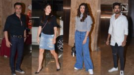 Celebs at Ramesh Taurani's Birthday Party