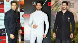 Top 5 Looks of Sidharth Malhotra on His Birthday