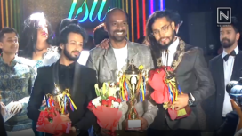 Watch Suresh Winning Mr Gay India 2019 Pageant
