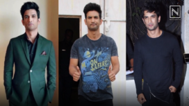 Top 5 Looks of Sushant Singh Rajput on his 33rd Birthday