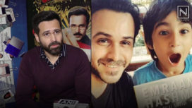 Emraan Hashmi Opens Up on Aayan's Cancer and How he is Free off it Now