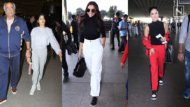 Watch These B-Town Celebrities Jet Setting in Style