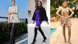 The Thigh-High Boot Trend that the B-Town Divas Just Can't Get Enough Of