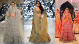 Lookback 2018 - Top 10 Gorgeous Bridal Lehengas We Can't Stop Gushing Over