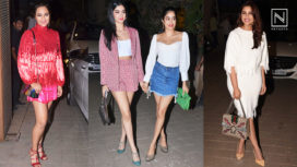 Bollywood Celebrities Attend Punit Malhotra's Birthday Bash