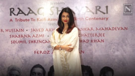 Shabana Azmi Hosts Raag Shayari with Many B-Town Celebs