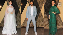 Mukesh Bhatt's Daughter Sakshi Bhatt Hosts a Star Studded Wedding Reception