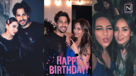 Here is how Sidharth Malhotra Celebrated his 34th Birthday