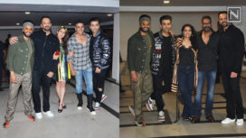 Karan Johar Hosts a Success Bash for Simmba with all the Celebs