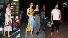 Bollywood Celebrities Spotted at Soho House in their Fashionable Best Looks