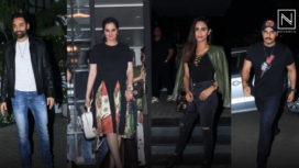 Arjun Kapoor, Malaika Arora, Ananya Panday Among Others Spotted at Soho House