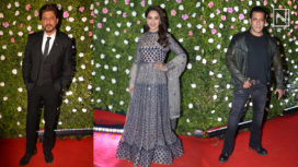 Amit Thackarey Hosts a Wedding Reception for the B-Town Celebs