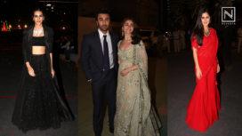 Bollywood Celebrities Grace Mumbai Police's Umang 2019