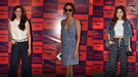 Bollywood Celebs Attend the Brand 190 Lifestyle and Fashion Pop Up Exhibit