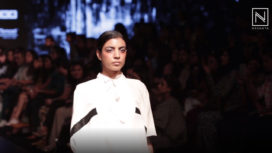 Sayantan Sarkar Showcases a Perfect Summer Collection at Lakme Fashion Week SR19