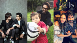 Adorable Candid Moments Captured from Shahid Kapoor's Life