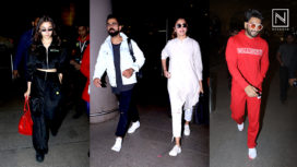 Bollywood Celebrities Jet Setting in Absolute Style
