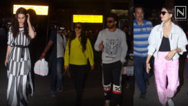 Bollywood Celebrities Spotted at the Airport