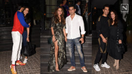 Amrita Arora Celebrates her Birthday with Friends and Family