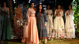 Anita Dongre Showcases a Vibrant Summer Collection on Day 2 at LFW SR19