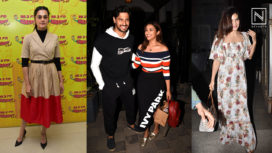 B-Town Celebs Spotted in their Most Fashionable Looks from Last Week