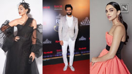 B-Town Stars Dazzle on the Red Carpet of Glamour & Style Awards 2019